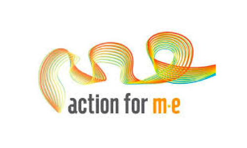 Action for ME logo