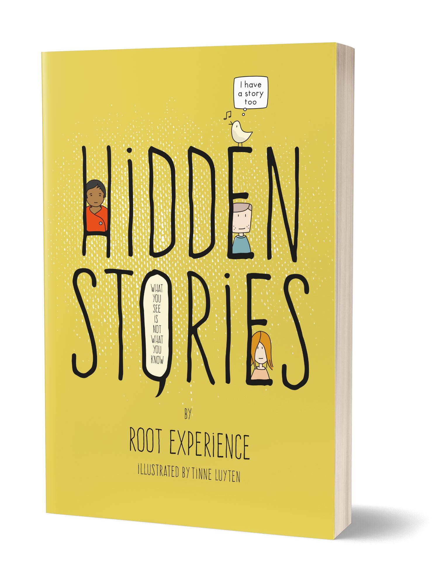Hidden Stories illustrated book